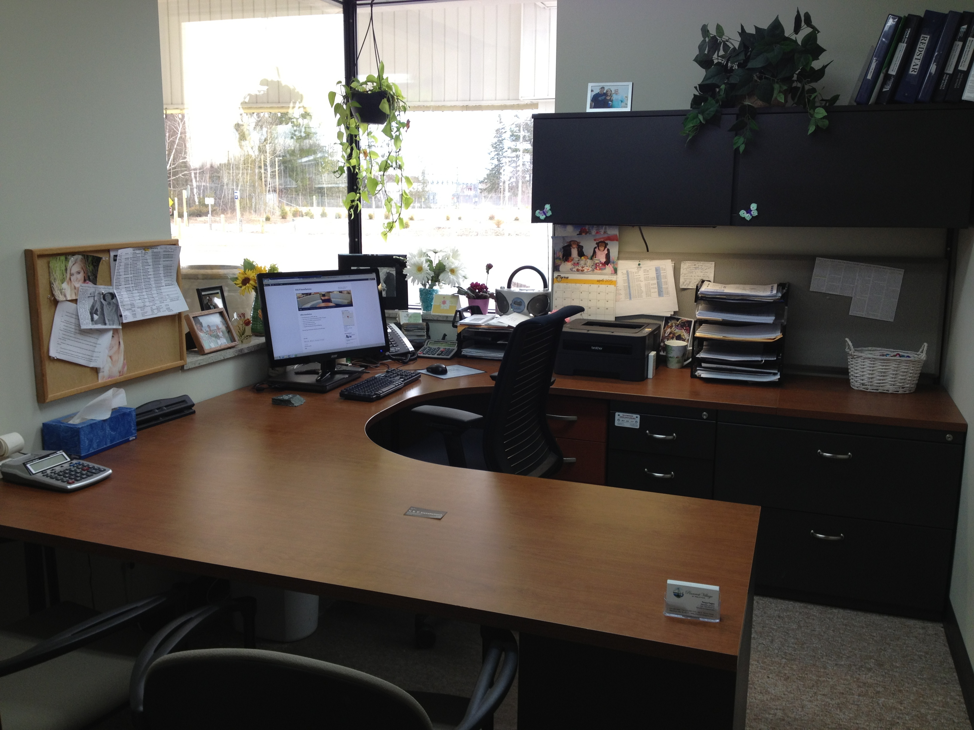 used office furniture | h & p installations