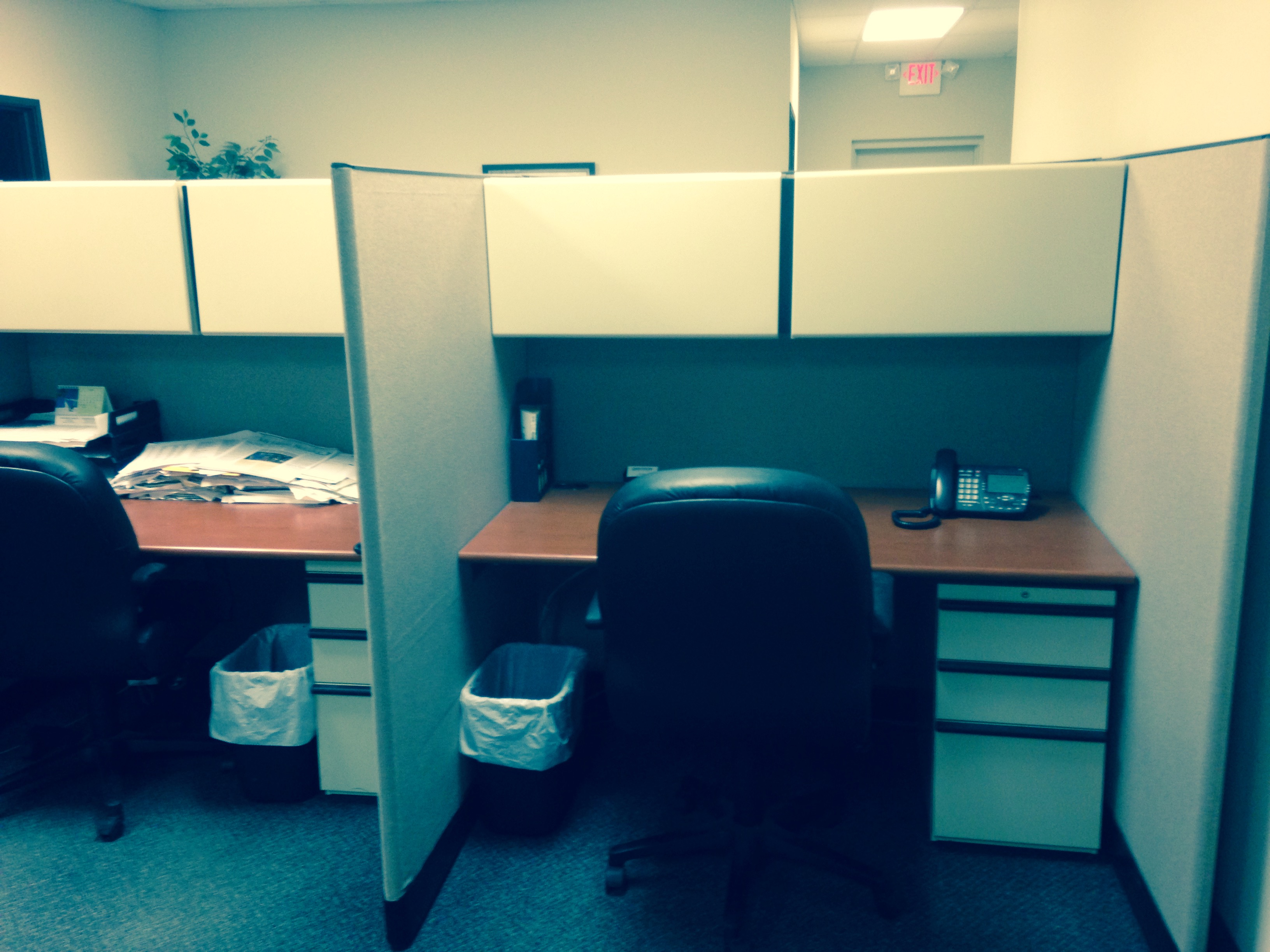 Used Office Furniture H P Installations